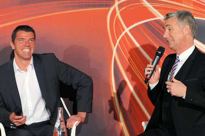 Grégory Coupet : « les statistiques en foot, c'est précieux »