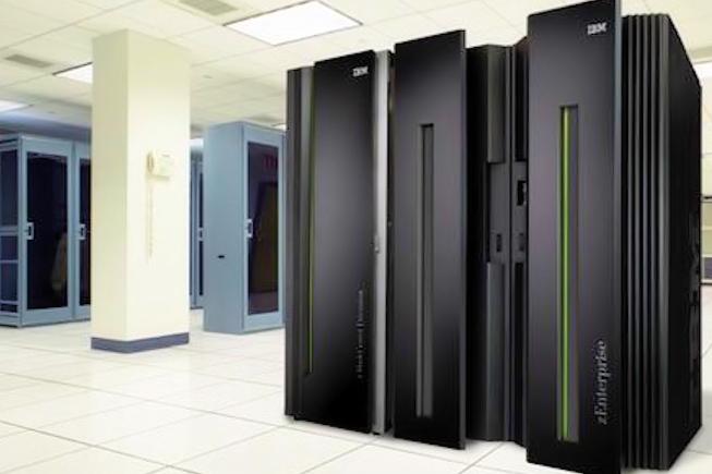 IBM schizophrène face à ses Mainframes