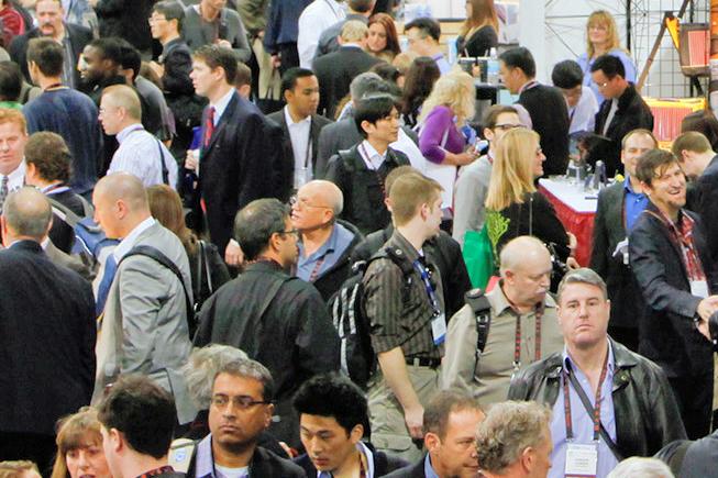 Salons Solutions : ERP, CRM & mkg, bi & Big Data, e-achats, dématérialisation et intelligence artificielle @ Parc des expositions