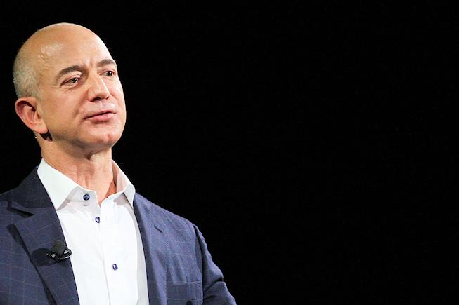 Le téléphone du patron d'Amazon piraté