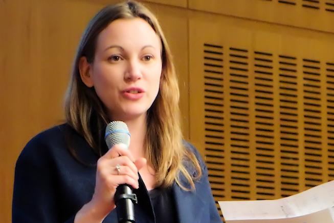 Axelle Lemaire, secrétaire d'état au numérique : « pour dépasser l'échec, il faut de la confiance »