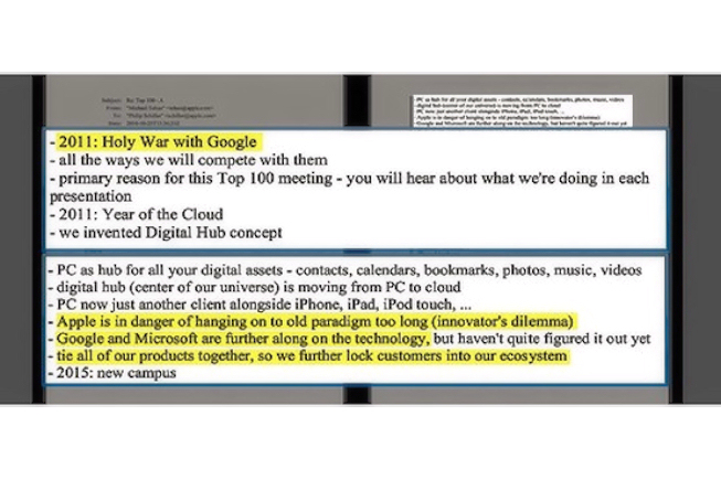 Email - Steve Jobs - BF