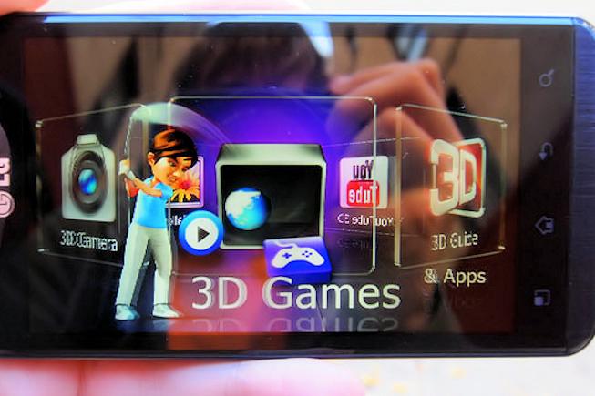La rumeur enfle sur le lancement d'un smartphone 3D par Amazon