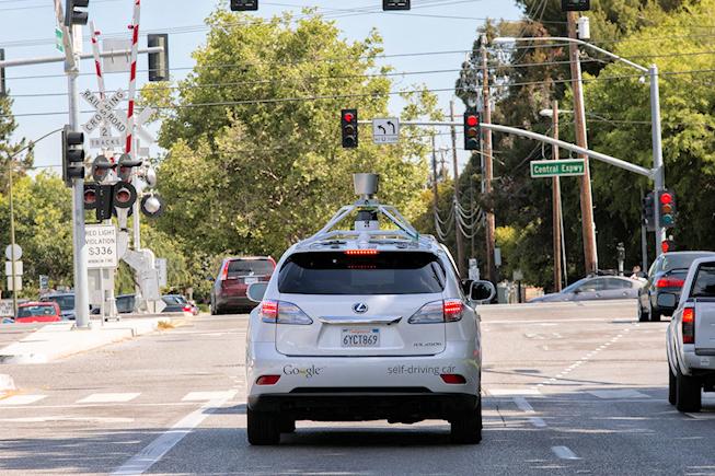 La Google Car - BF