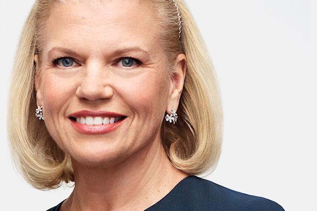 Le chiffre d'affaires d'IBM patine