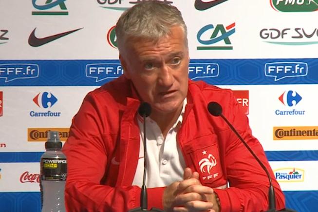 Didier Deschamps inquiet face aux réseaux sociaux durant la Coupe du Monde