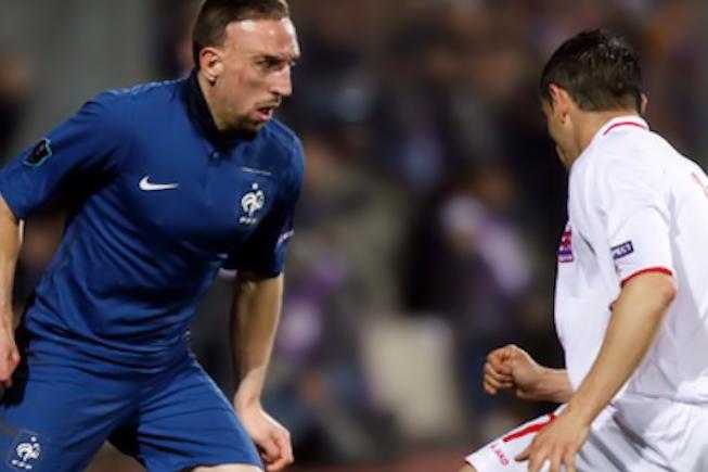 Equipe de France de Football - BF