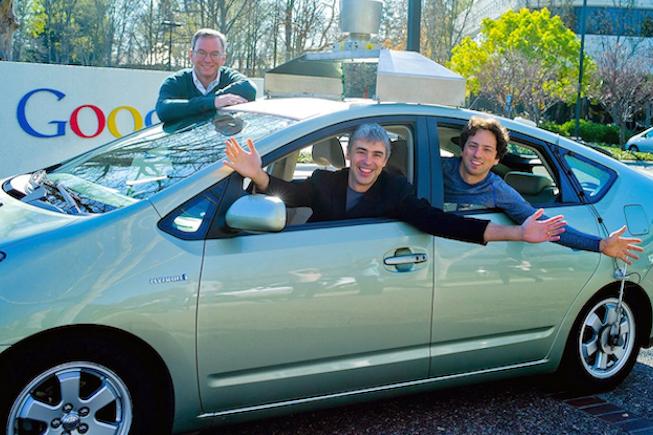 Les tests de voiture sans chauffeur autorisés sur les routes de Californie le 16 septembre