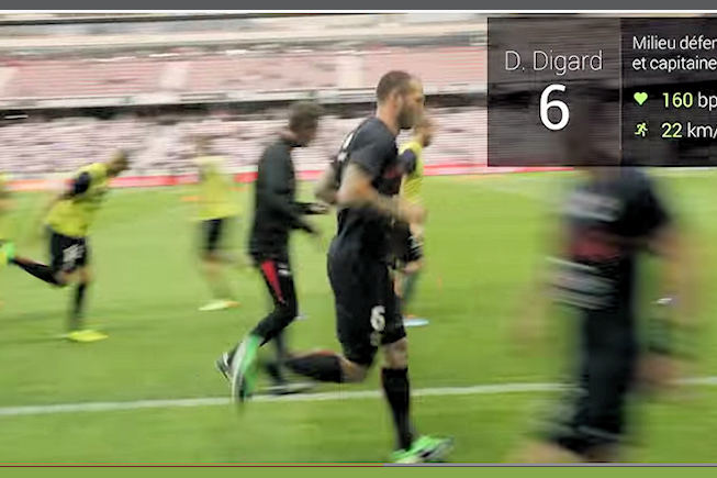 Google Glass - Football - BF