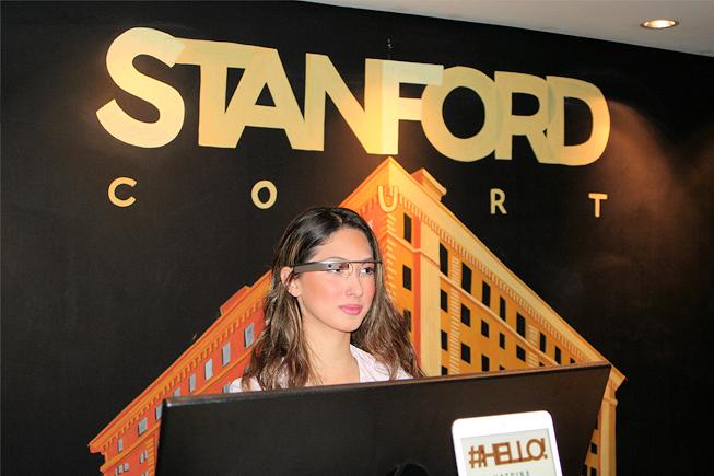 Un hôtel de San Francisco propose un package intégrant des Google Glass