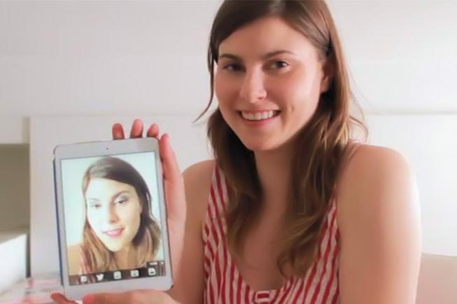 Pré-visualiser son maquillage en réalité virtuelle, avec la nouvelle App l'Oréal
