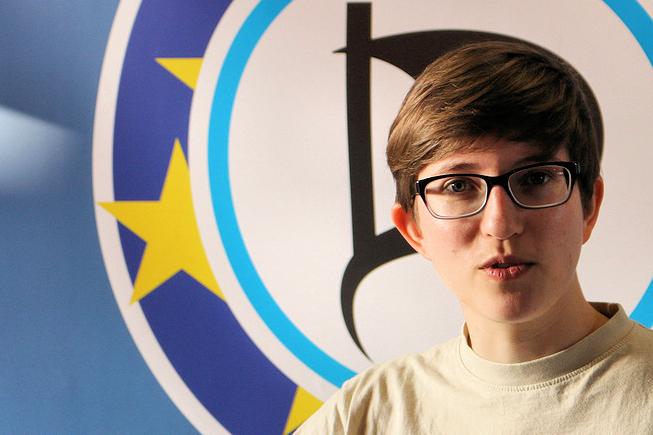 La seule élue européenne du Parti Pirate veut un débat équilibré sur le Big Data public