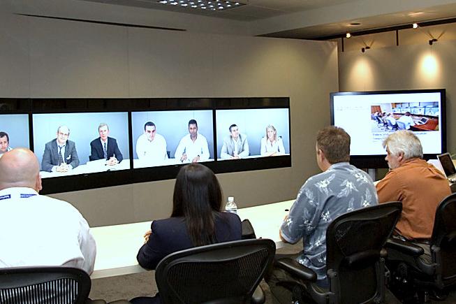 A cause du Cloud, la vidéoconférence haut de gamme se vend mal