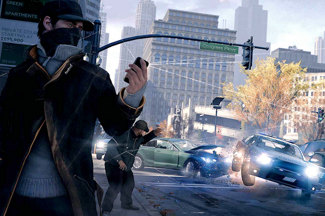 Watch Dogs - BF
