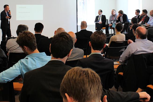Axis Innovation Paris : 22 startups françaises pitchent devant 45 fonds d'investissement internationaux
