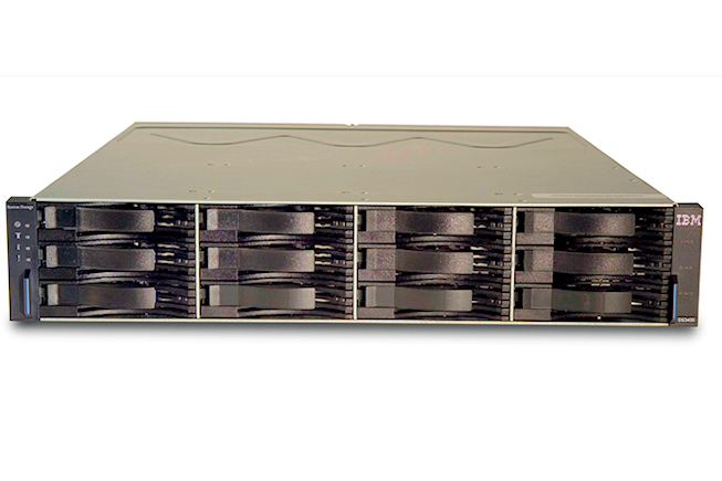 Baie de disques - IBM - BF