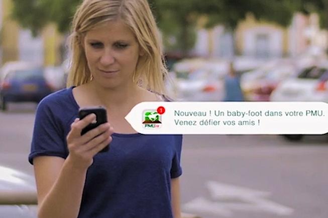 """Le PMU fait du """"mobile-to-store"""" sur 200 points de vente avec du iBeacon"""