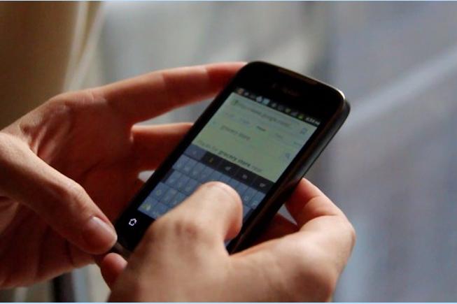 Appel mobile - BF