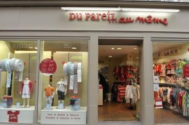 Du Pareil au Même teste le «click and collect» sur 84 boutiques