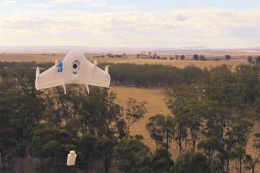 Google teste la livraison par drones