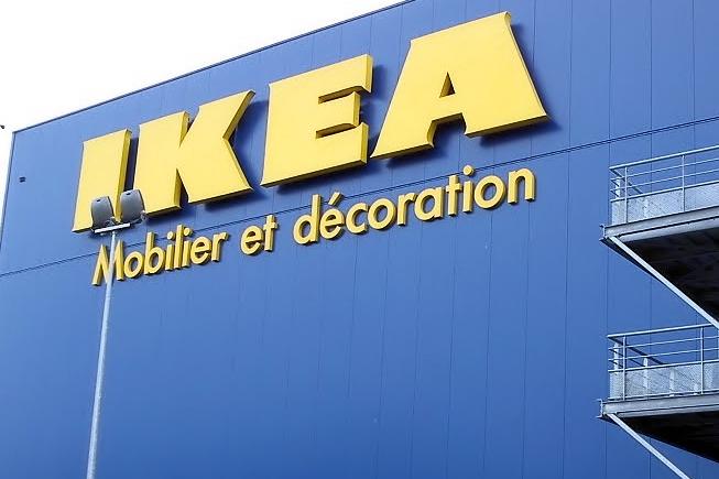 ikea ouvre un magasin dans le centre de paris la revue du digital. Black Bedroom Furniture Sets. Home Design Ideas