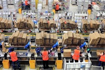 Amazon annonce une vague d'embauches en CDI près de Douai