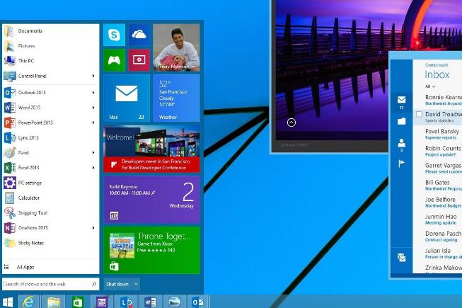 Microsoft devrait révéler Windows 9 le 30 Septembre