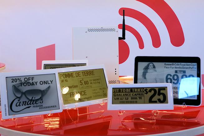 Des étiquettes radio chez Altierre