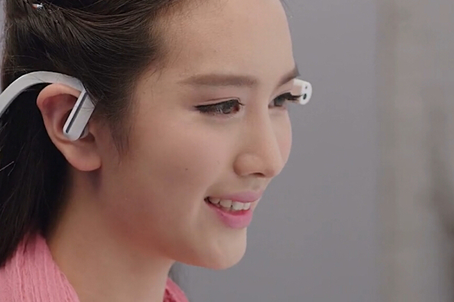 La Chine concurrence les Google Glass avec Baidu Eye