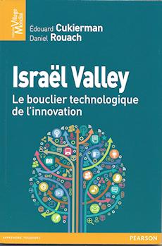Livre Israël Valley - couverture