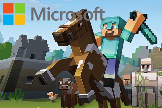 Microsoft serait prêt à dépenser 2 milliards de dollars pour l'éditeur de jeux vidéo Mojang