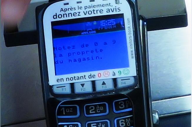 Auchan - Donnez votre avis - BF