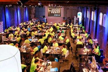 La première banque espagnole réunit 120 développeurs sur un hackathon objets connectés portables