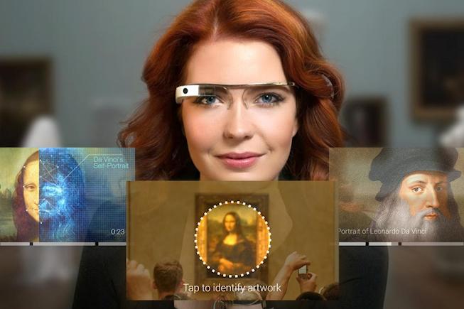 Google Glass - Grand Palais - BF