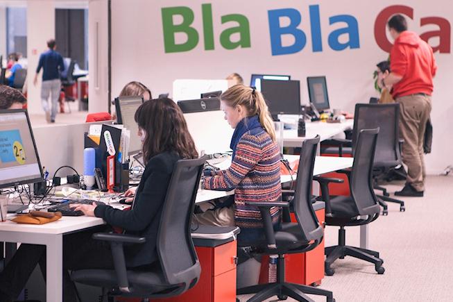 BlaBlaCar expérimente des trajets en autocar