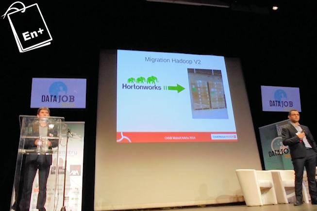 Crédit Mutuel Arkea : « les métiers s'emparent du Big Data »
