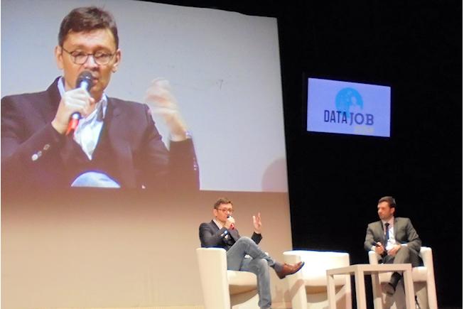 «Pour réussir, il faut créer de l'addiction chez son clientgrâce à la donnée » pour François Bourdoncle