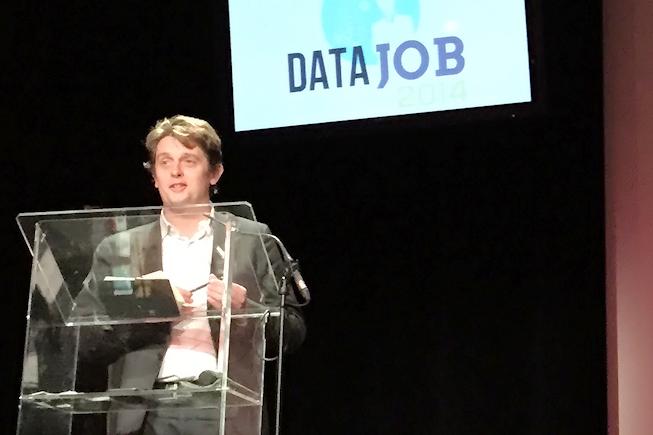 """""""Travailler l'Open Data, c'est travailler la démocratie"""" pour le Chief Data Officer de la France"""