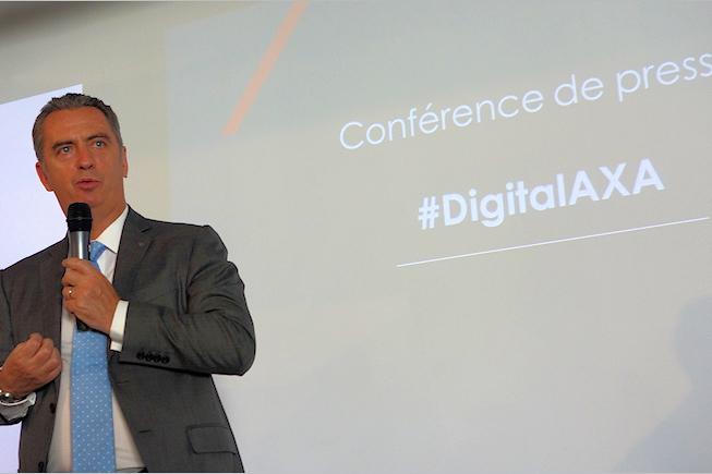 L'ouverture des systèmes informatiques pèse lourd dans le budget digital d'Axa