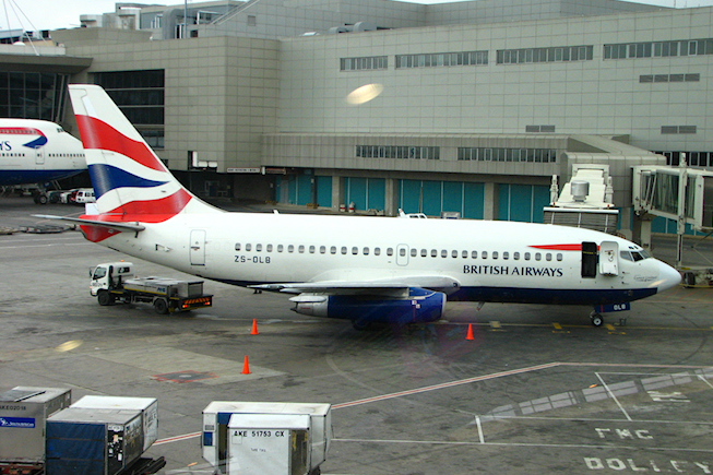 British Airways - BF