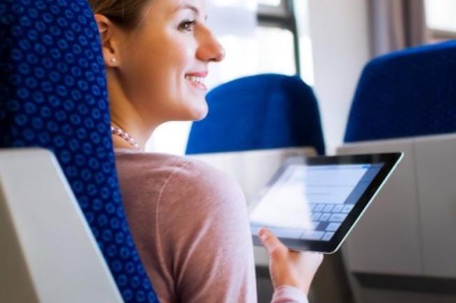 Wifi dans les gares, pas dans les trains