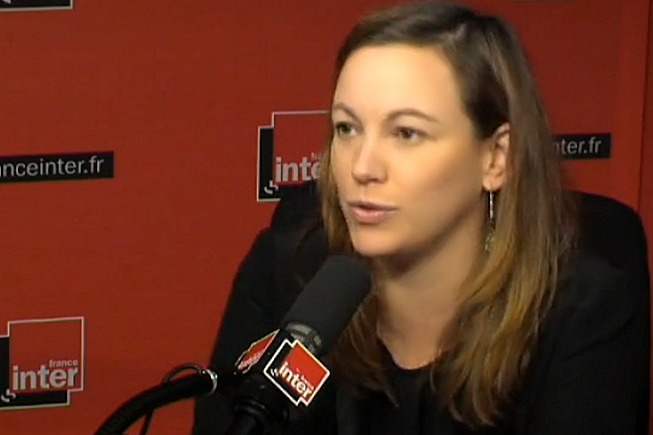 Axelle Lemaire : il est inacceptable que Google paie dix fois moins d'impôts que la normale