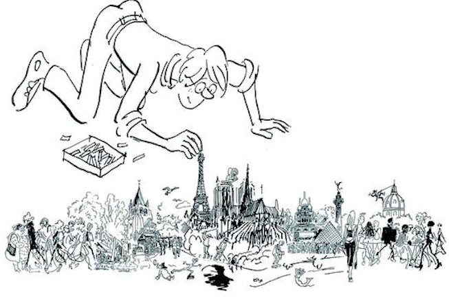 Charlie Hebdo : le choc