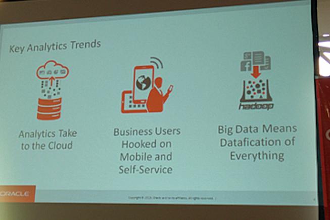 Big Data: le Cloud et les Appliances donnent la main aux métiers