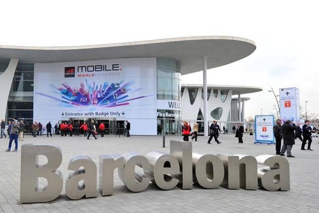 Barcelone MWC 2015  - BF