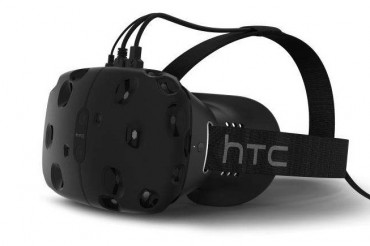 MWC 2015 : HTC présente son casque de réalité virtuelle