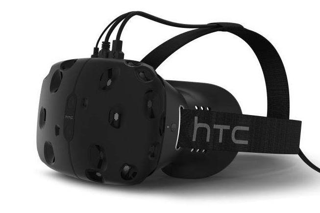 Casque - réalité virtuelle HTC - BF