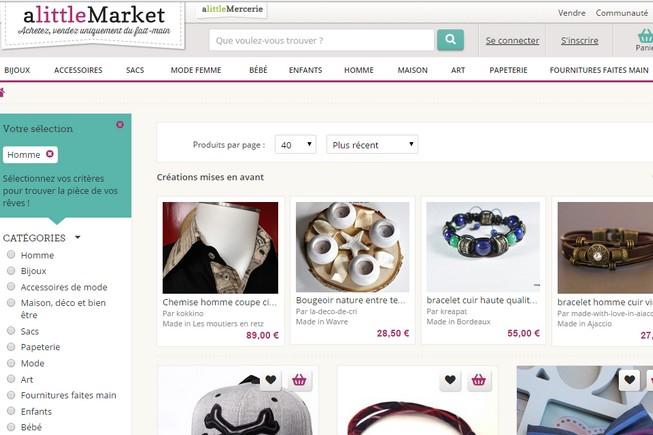 A lillte market - BF