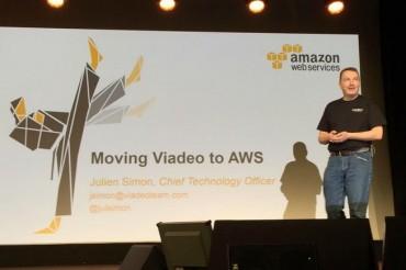 Chez Viadeo, tout est du code placé chez Amazon, plus besoin de Data Center