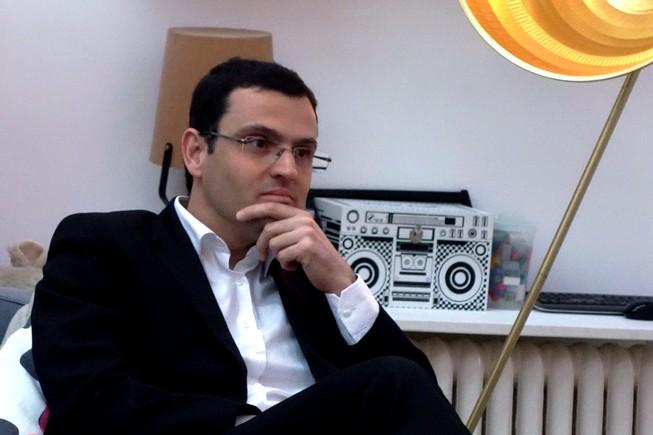 Bertrand Cozzarolo - Société Générale - BF